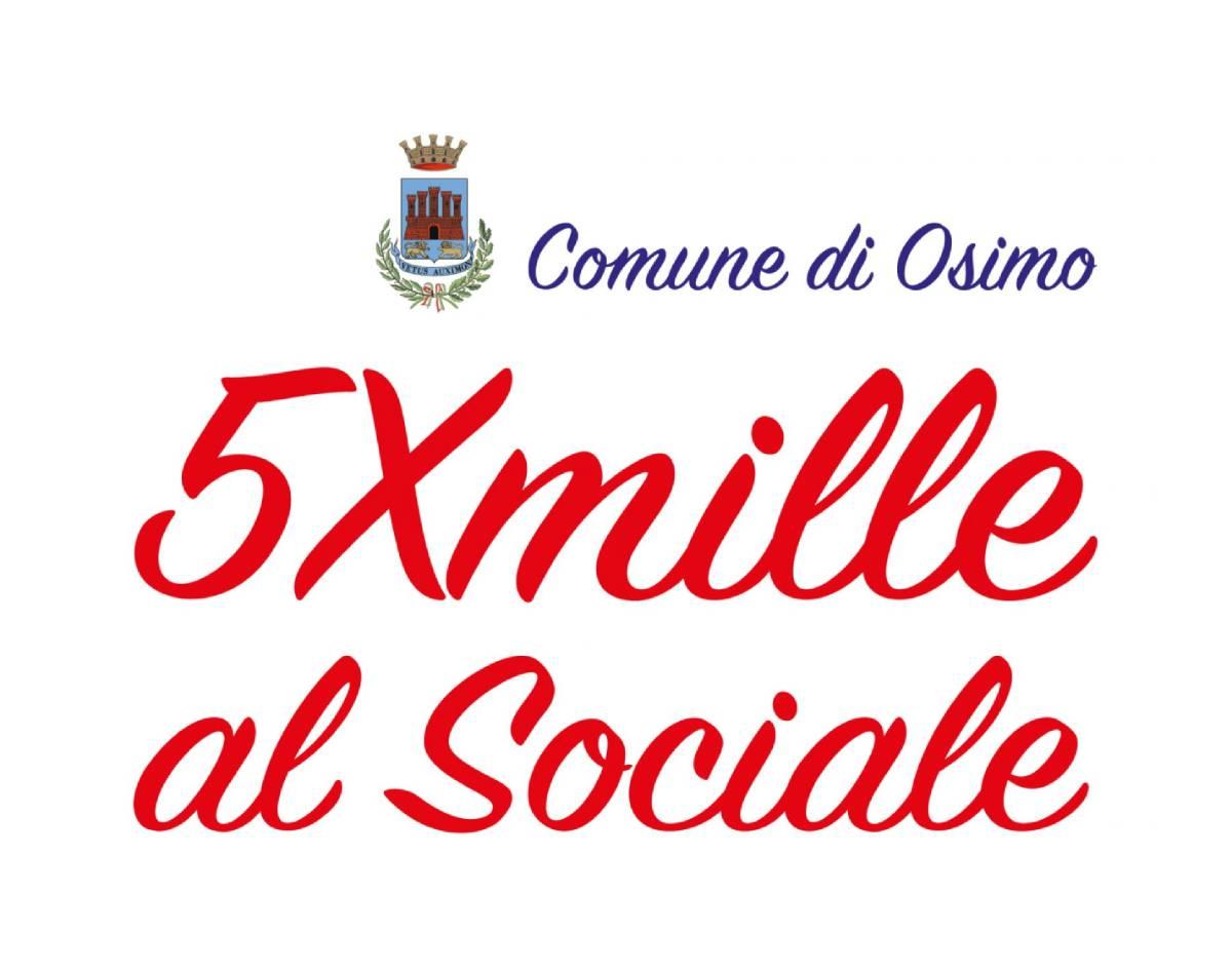 5×1000 PER IL SOCIALE